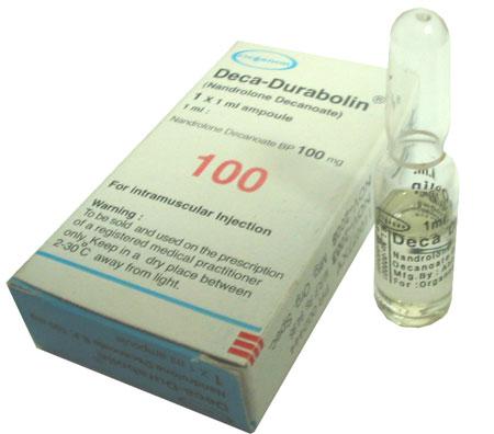 Deca-Durabolin un stéroïde anabolisant très puissant