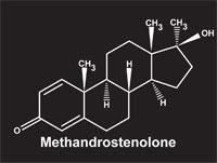 dianabol molécule méthandrostenolone, un stéroïde puissant