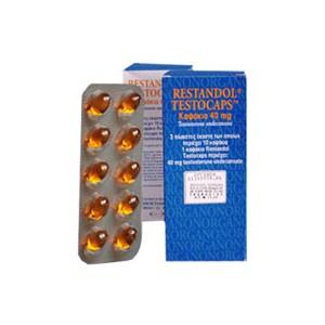 Andriol est un stéroïde anabolisant oral à base de Testostérone